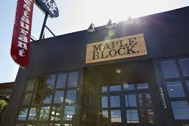 maple block meat co