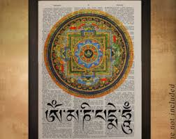 Buddhist Home Decor Zen Buddhism Etsy