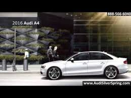 audi silver md 2016 audi a4 performance silver columbia md audi of