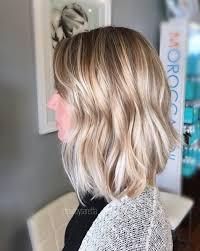 how to balayage on medium length hair 10 medium length styles perfect for thin hair popular haircuts