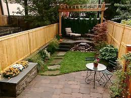 Small Yard Landscaping Ideas Landscape Design Ideas For Small Backyards Home Design Interior