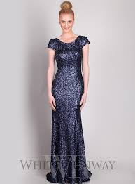 jadore dresses blues navy sequin dress navy bridesmaid dress jadore sequin