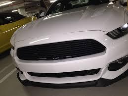 Black Mustang Saleen Saleen Mustang Prototype Spied In Parking Garage Autoevolution