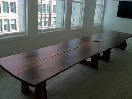 Live Edge Conference Table Lovable Live Edge Conference Table With Conference Table Archives