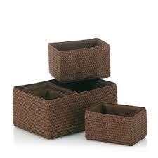 Aufbewahrungskorb Bad Kela 21782 Korb Set 5tlg Unterschiedliche Größen Pp Kunststoff