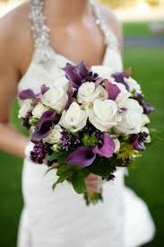 Purple And White Wedding Purple Themed Wedding Day Stay At Home Mum