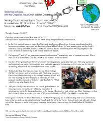 Bible College Acceptance Letter foundedonfaith faith baptist church in tacoma washington