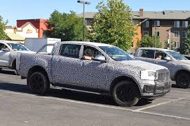 Ford Ranger Utility Truck - 2019 ford ranger wildtrak spied in the us autoguide com news