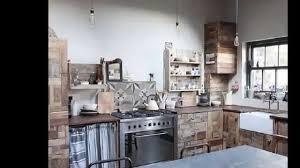 Come Arredare Una Casa Rustica by I Migliori 23 Pallet Idee D U0027arredo Per La Vostra Cucina Youtube