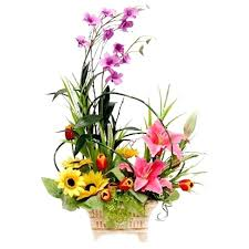 silk flower arrangements ideas u2013 eatatjacknjills com