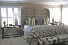 Grey Tufted Headboard Grey Tufted Headboard And Footboard Modern House Design Best