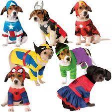 Batman Robin Dog Halloween Costumes Superhero Costumes Dogs Ebay