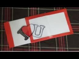 magic envelope card how to make paper magic card
