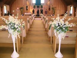 altar decorations 17 best images about church weddings decorations on
