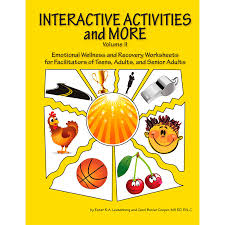 therapeutic activities for adults