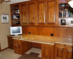 home office built handmade built in home office by a k custom