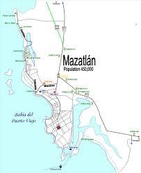 sinaloa mexico map mazatlan map and cground locations sinaloa mexico