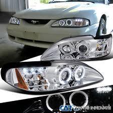 1994 mustang gt headlights 94 mustang cobra ebay