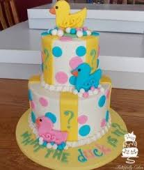 fun baby shower trend gender reveal cakes parents