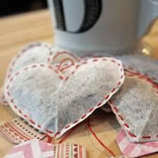heart shaped tea bags teabag gallery craftgawker