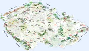 Puerto Rico Road Map by Czech Republic Online Maps Geographical Political Road