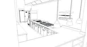agencement de cuisine professionnelle plan de cuisine professionnelle equipement de cuisines agencement de