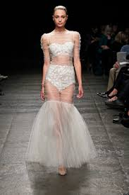the season s sexiest wedding gowns huffpost