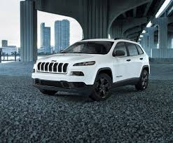 cherokee jeep 2016 black 2017 jeep cherokee limited edition models