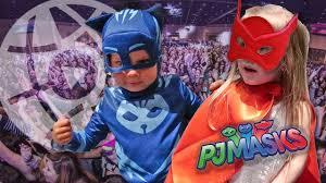 pj masks playlist catboy owlette dress fight crime