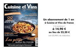 abonnement cuisine et vins de cosmopolitan votre beauté groupe