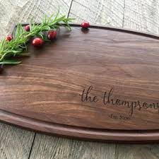 personalized cutting board wedding bolaji and lade s wedding website
