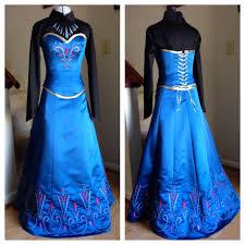 elsa coronation dress u2013 sew kurafty