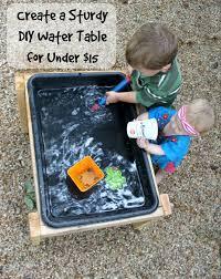 Backyard Kids Toys by Best 25 Kids Water Table Ideas On Pinterest Sand Table