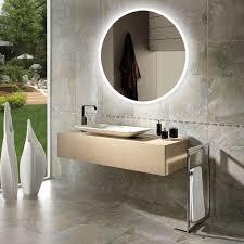 Bathroom Floor Lighting Bathroom Mirrors Lights Zerouno Limited 1994 Lighting Design