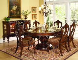 Dallas Designer Furniture Prenzo Formal Dining Room Set With - Dining room furniture dallas