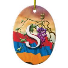 armenian ornaments keepsake ornaments zazzle
