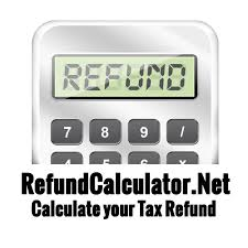 Estimate Tax Refund 2014 by Refund Calculator 2017 Tax Calculator Tax Refund Estimate