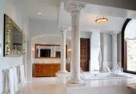 bathroom pillar ideas house creative ways to use columns as