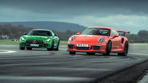 porsche gtr 2017 2017 porsche 911 gt3 vs 2017 mercedes amg gt r youtube