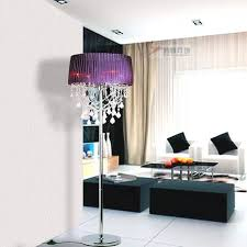 Crystal Chandelier Table Lamp Best Selecting The Best Chandelier Floor Lamp For The House Part