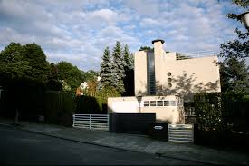 villa berteaux louis herman de koninck modernist house