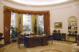 bureau ovale maison blanche réplique de la maison blanche bureau ovale à la w bibliothèque