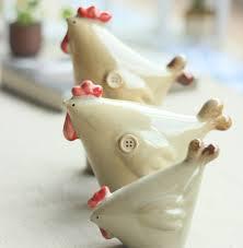 shop pottery kiln the glaze sets of three animal