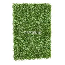 Topiary Outdoor Outdoor Uv Protetcion Artificial Boxwood Hedge Topiary Wall Dongyi