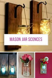 161 best mason jar crafts images on pinterest mason jar crafts