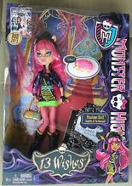 Howleen Wolf 13 Wishes Howleen Wolf Monster High Doll On Popscreen