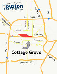 Dallas Neighborhood Map by Best Cottage Grove Houston Homes U0026 Neighborhood Guide