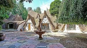 cottage home attention disney fans snow white inspired cottage for sale nerdist