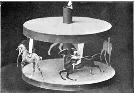 how to make a toy merry go round