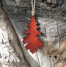 oak leaf ornament cr maxson